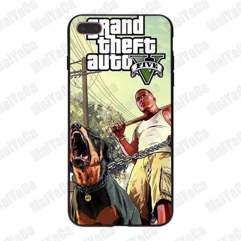 coque iphone 8 gta 5