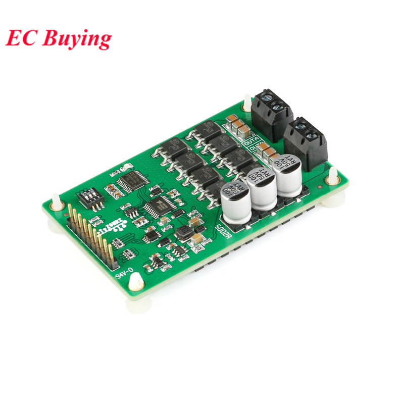 Multi-mode DC Motor High Power Forward and Reverse Speed Control Drive Module Electronic Components High Speed PWM / PPMMulti-mode DC Motor High Power Forward and Reverse Speed Control Drive Module Electronic Components High Speed PWM / PPM