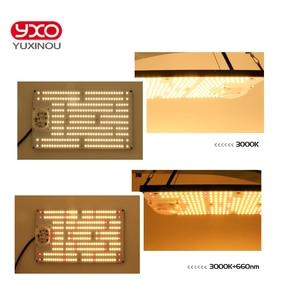 Image 5 - 120W240W AC220V Driverless led grow light high tech led board 288Pcs 3000K LM301B samsung Chip 660nm Red Veg/Bloom state