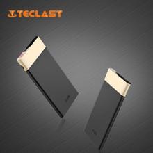 Teclast Портативный телефон Батарея Зарядное устройство 10000mA с Мирко и Тип-с быстро Зарядное устройство Запасные Аккумуляторы для телефонов для телефона быстро Зарядное устройство QC3.0 T100UC-G