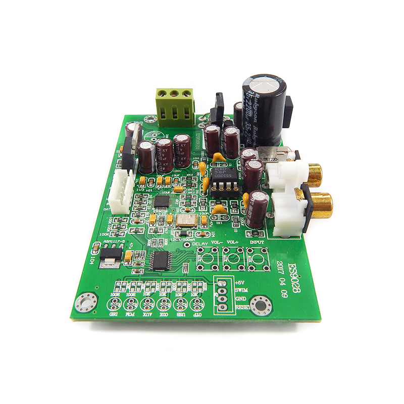 Back To Search Resultsconsumer Electronics Es9028q2m Dac Board For Hifi Amplifier Decoder Xlr Out I2s Input Supports I2s 32bit 192k Dsd64 128 256