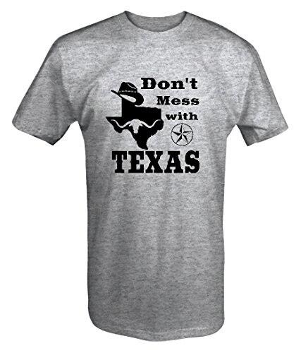 796485269 Tops Summer Cool Funny T-Shirt Fashion Men Free Shipping Don't Mess with  Texas - Cowboy Austin Dallas Oil Longhorn T Shirt