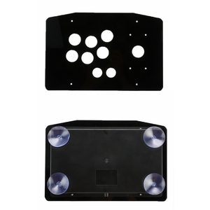 Image 3 - لتقوم بها بنفسك ماكينة صالة الألعاب المقود لوحة الاكريليك + مجموعة شل استبدال أجزاء