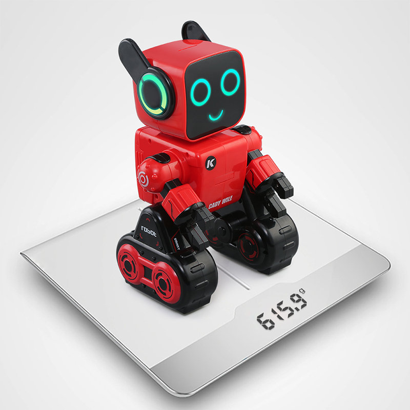 In Stock JJRC R4 Cady Wile Gesture Control Robot Toys Money Management Magic Sound Interaction RC Robot VS R2 R3