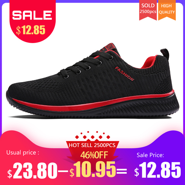 Новинка 2018 года; сетчатая мужская повседневная обувь; мужская обувь на шнуровке; легкие удобные дышащие Прогулочные кроссовки; tenis feminino Zapatos