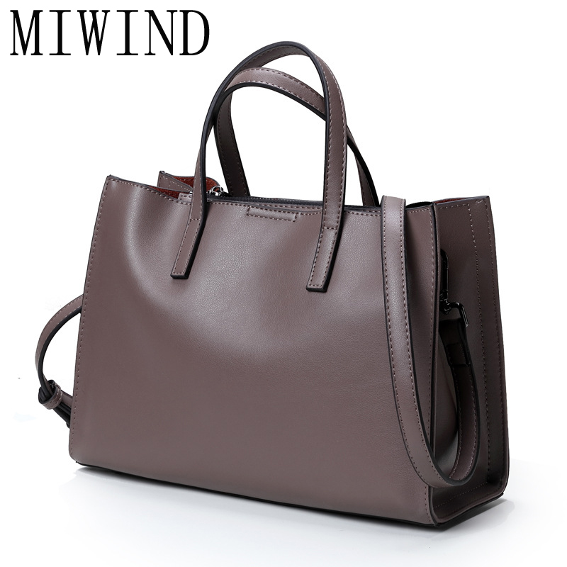 Real Genuine Leather Bags Women Messenger Bags Women's Shoulder Bag Vintage Luxury Brand Big Tote Ladies Handbags TYY214 джемпер morgan morgan mo012ewzim09