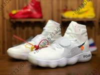 The Ten Wholesale Designer Shoes OFF HYPERDUNK FOAM White HYPER DUNK Basketball Shoes Sneakers 2017 High Quality 10X