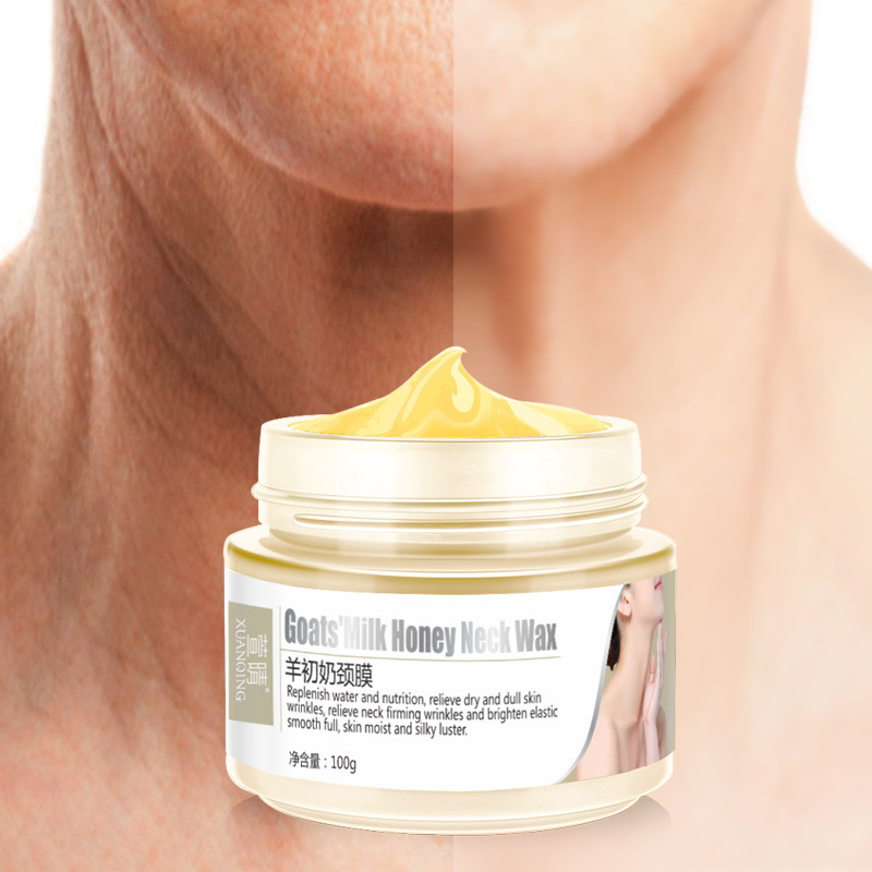 Neck mask Skin Care Anti wrinkle Whitening Moisturizing Firming Neck Care 100g Skincare Health Neck mask For Women маска librederm plant stem cells anti age mask intensive care for face neck and decollete