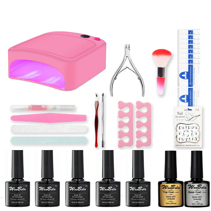 professional manicure tools nails