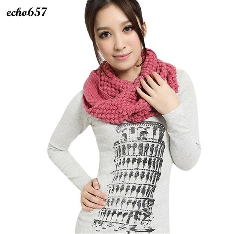 Fashion Women Scarf Echo657 Hot Sale Newly Fashion Women Winter Warm ...