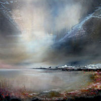 wholesale art minds crafts Beautiful landscapes abstract painting art painting on canvas for sale decorative pillars for homes