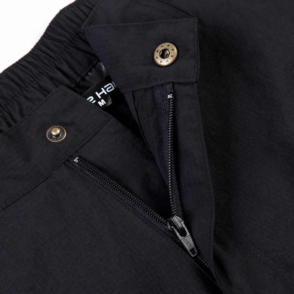 Ripstop wodoodporna szybkie suche biegaczy Streetwear praca biurowa spodnie na co dzień mężczyźni armia wojskowy spodnie damskie taktyczne spodnie w stylu cargo mężczyźni