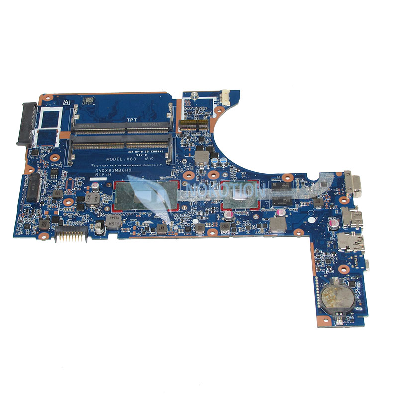 NOKOTION DA0X83MB6H0 805696 001 805696 002 Laptop motherboard For HP 450 G4 470 G4 Mainboard 907714 601 907714 001
