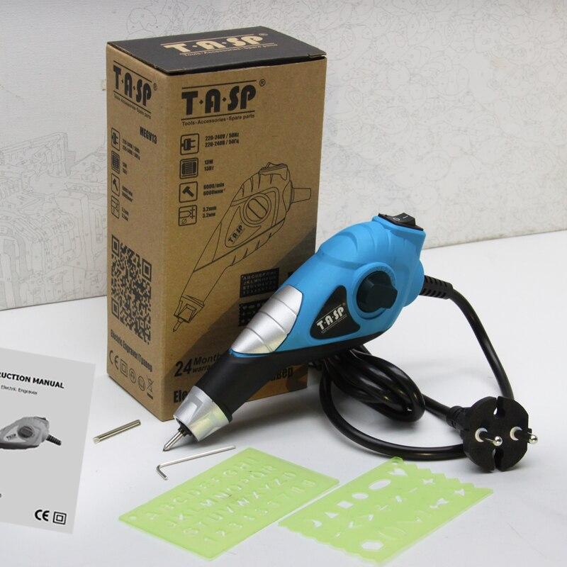 HOT SALE] TASP 220V Electric Engraver Metal Engraving Pen