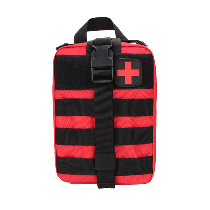 New Style Outdoor Utility Tactical Pouch Medical First Aid Bag Kit Medical Patch Cover Emergency Survival Hunting Package