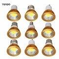Супер Мощный Светодиодный точечный светильник GU10 MR16 E27 B22  Точечный светильник 6/9/12 Вт  Ультра-яркий Точечный светильник  12 В постоянного тока...