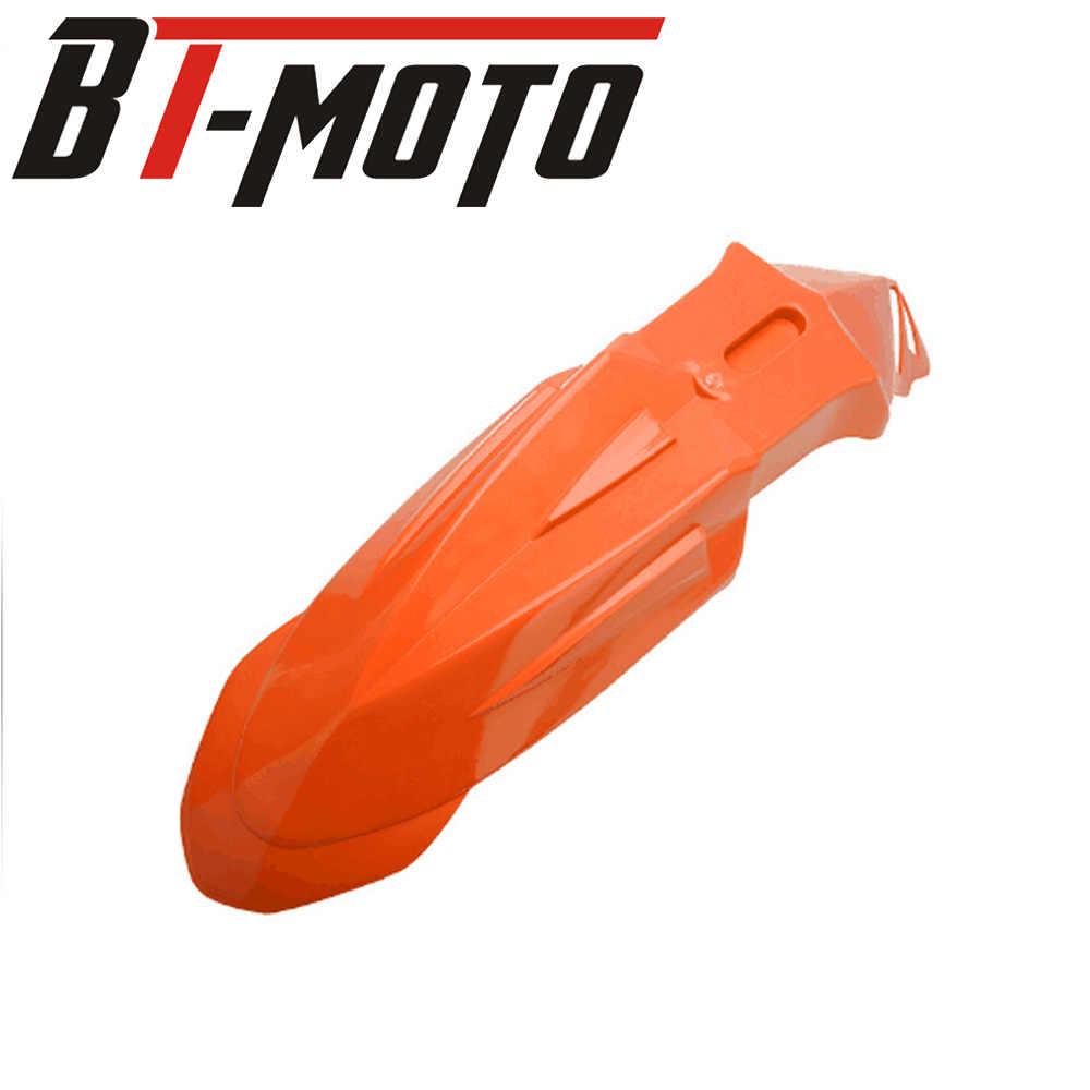 ABS пластик универсальный пластиковый мотоцикл передняя грязь для крыла KTM SX EXC XCF SXF SMR для Honda/Yamaha/Kawasaki/Suzuki