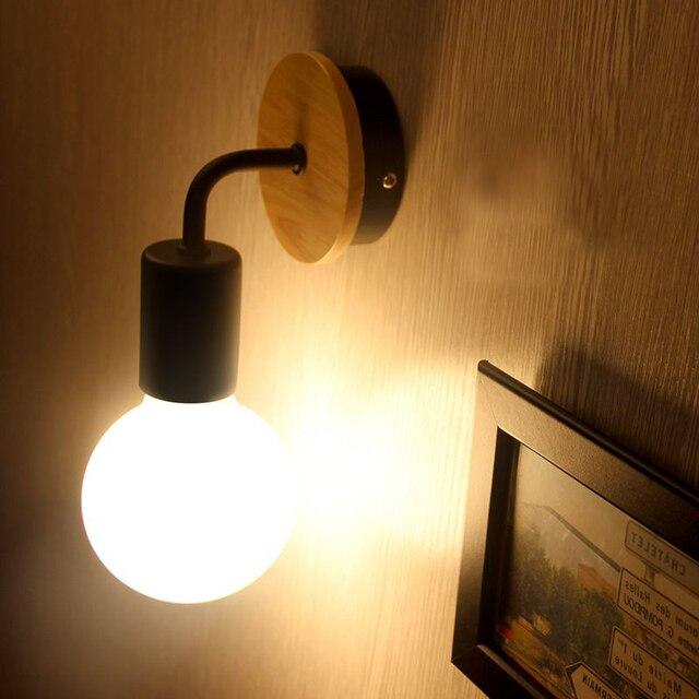 Moderne led wandleuchte lampe murale wand neben licht leuchte ...