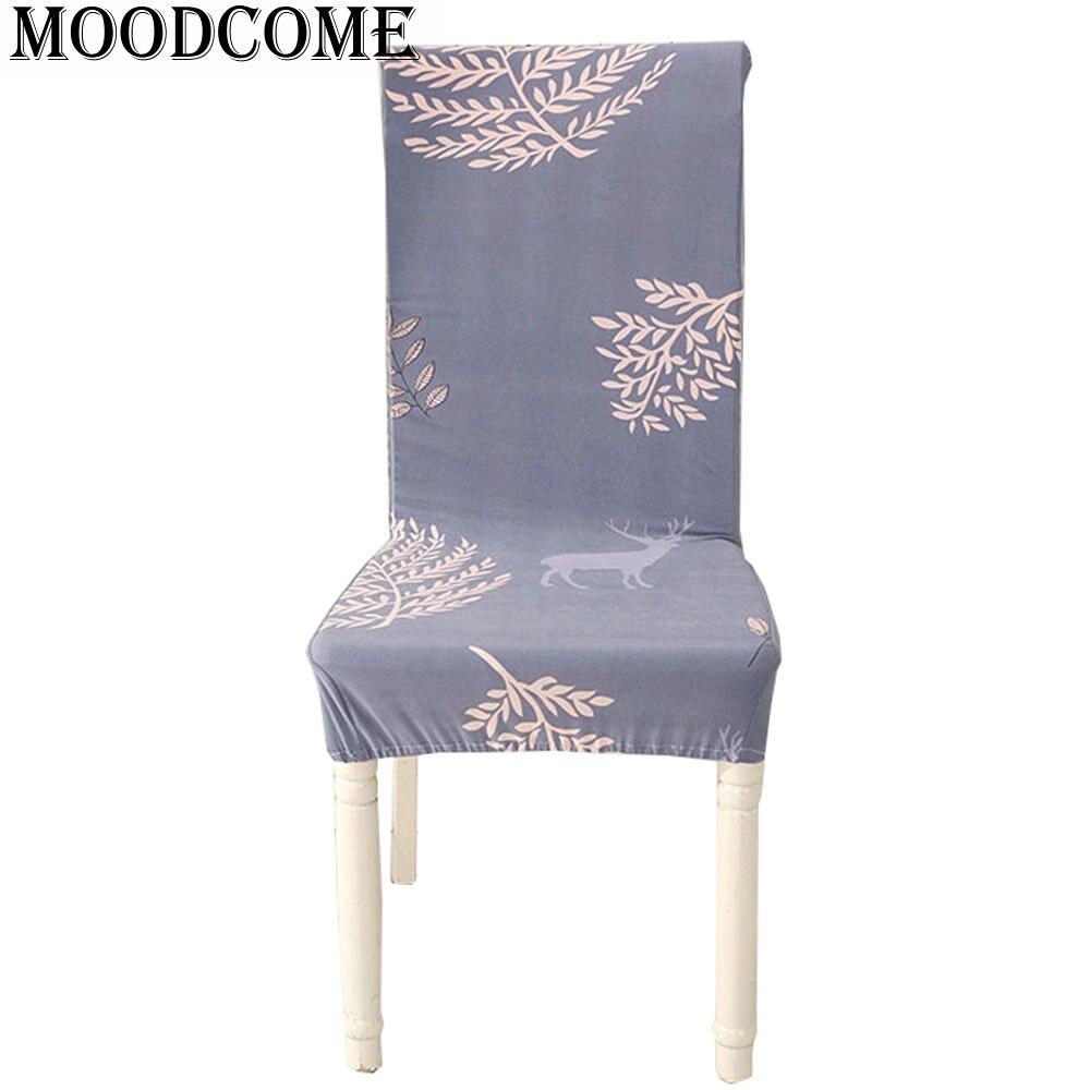 Frankreich housse de chaise elastische esszimmerstuhl sitzbezüge ...