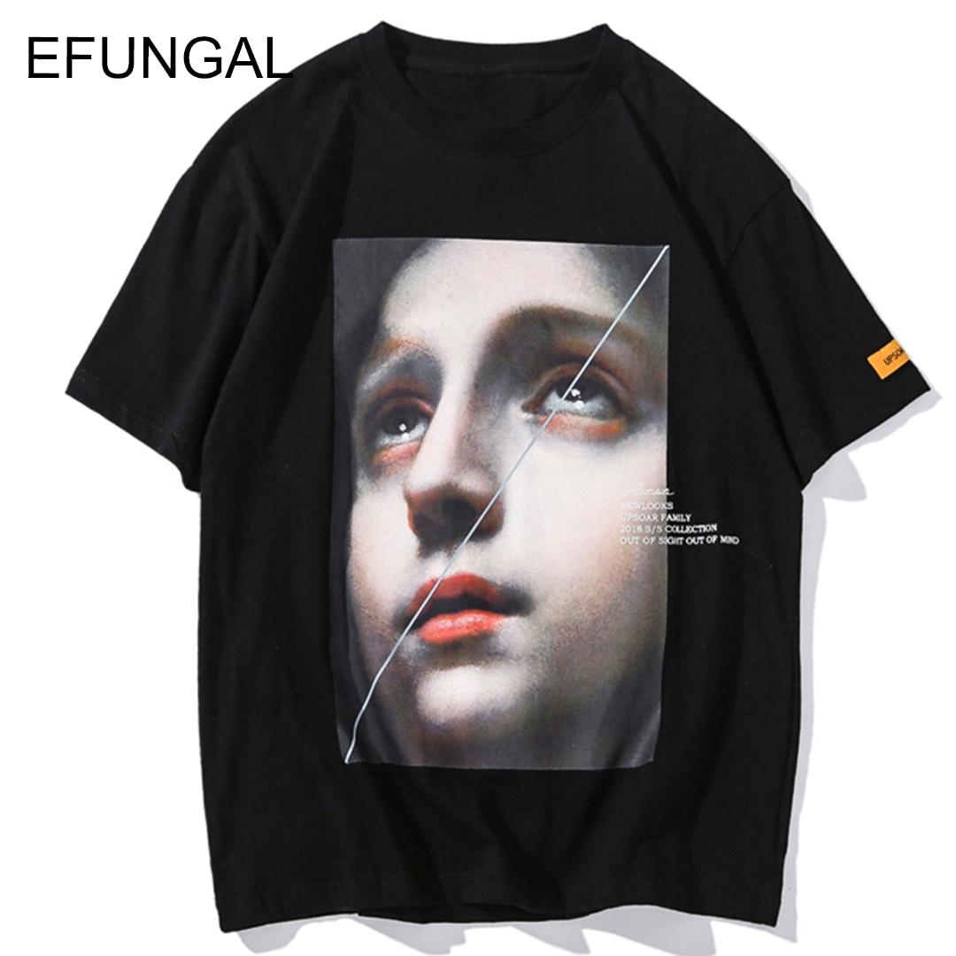 Otep Men& Little Girl Gas Mask T-shirt Black Brand T-shirt Men Fashion Tops & Tees