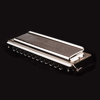 Swan Chromatic Harmonica 12-hole mouth with 48 Ted Key C Reed Swan harmonica Model 1248