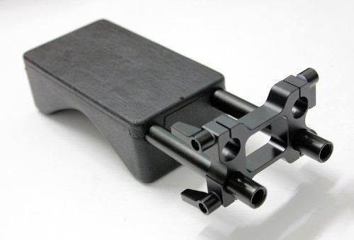 Bandc Shoulder Pad Rod Clamp Holder for Rod Support Rail System For Follow Focus