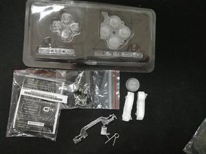 Image 5 - Şeffaf Şeffaf Renk PSP3000 PSP 1000 2000 3000 Kabuk Oyun Konsolu yedek tam konut kapak kılıf düğmeler kiti