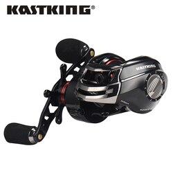 KastKing Royale Lenda de Alta Velocidade 7.0: 1 11 + 1 BBs Baitcasting Reel Qualidade Superior Poder Arrastar 8KG Direita/Canhoto Carretel De Pesca