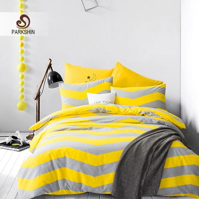 copripiumino giallo