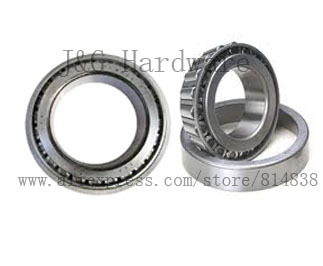 Auto Wheel Bearing Size 75x105x20 Tapered Roller Bearing China Bearing