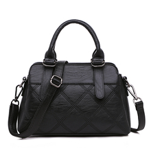 Luxury Women Messenger Bags Designer Fashion Women Crossbody Bag 2018 Brand Leather Shoulder Bags Tote Bag high Quality Handbag