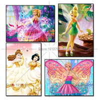 New 5d DIY Diamond Painting Cross Stitch Kit Decorative Painting The Living Room Beauty Girl And