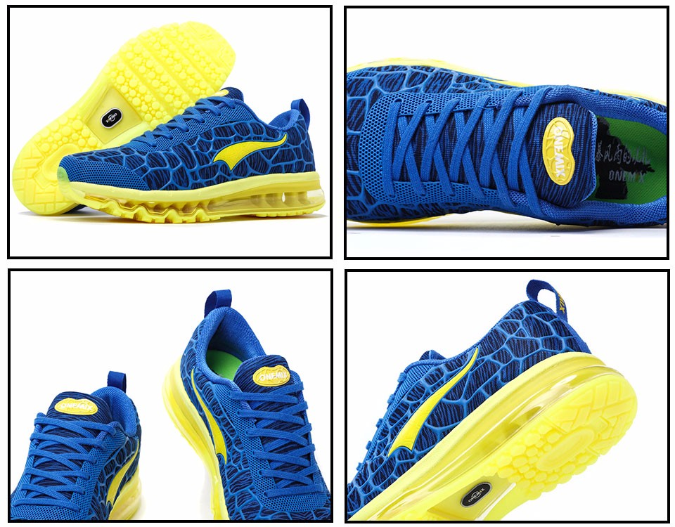 Onemix Brand 16 New Sports Running Shoes Sneakers for Men and Women Outdoor Walking and Running Breathable Good Quality 10