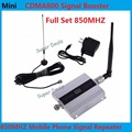 Best price ! New GSM 850MHZ CDMA 800 Mobile Phone Singal Booster Repeaters amplifier With LCD Display Outdoor & Indoor Antenna