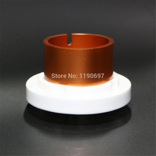 1Piece 4Pin Tube Socket Just fine ceramic line 845 For 845 211 805 Tube Ceramic Socket Free Shipping