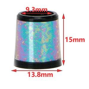 Image 5 - Ponteiras de golfe para ferros de engomar e cunha spec: inner * superior * tamanho exterior 9.3*15*13.8mm 100 pçs/lote golf acessórios frete grátis