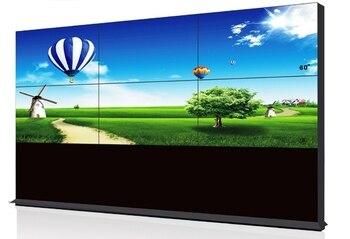 Мультимедийный монитор 4K CCTV дисплей ТВ Панель дюймов 3,5 мм 1080p Безель сделал full TFT HD LCD вывеска видео стена