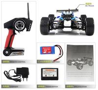 2.4G RC car 1:18 Remote Control Car Auto Radio Control 4wd RC Drift High Speed Model Toys with Rechargeable Battery