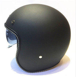 Image 4 - Hot Sale Wanli Brand Casque Moto Capacete Motorcycle Helmet Vintage Helmet High Quality 3/4 Open Face Scooter Helmets Dot