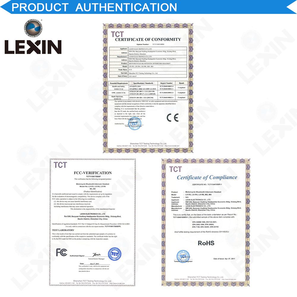 Bluetooth Discount R6 Lexin 14