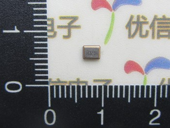 Darmowa wysyłka 200 sztuk partia wysokiej jakości 3225 SMD oscylator kryształowy 32MHz +-20PPM 12Pf oscylator pasywny kryształ tanie i dobre opinie Do montażu powierzchniowego