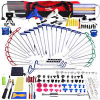 PDR Tools New Quality Hooks Rods Paintless Dent Removal Car Repair Kit Auto Tools Door Dent Ding Hail Removal