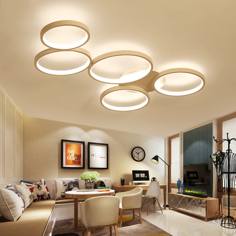 Modern Ceiling Lights Living Room Bedroom Children's Room ...