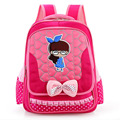 Fashion Princess Girls Backpacks Child Grade 1-3 Primary School Bags Orthopedic Breathable Kids Backpack Girl Mochila Schoolbags