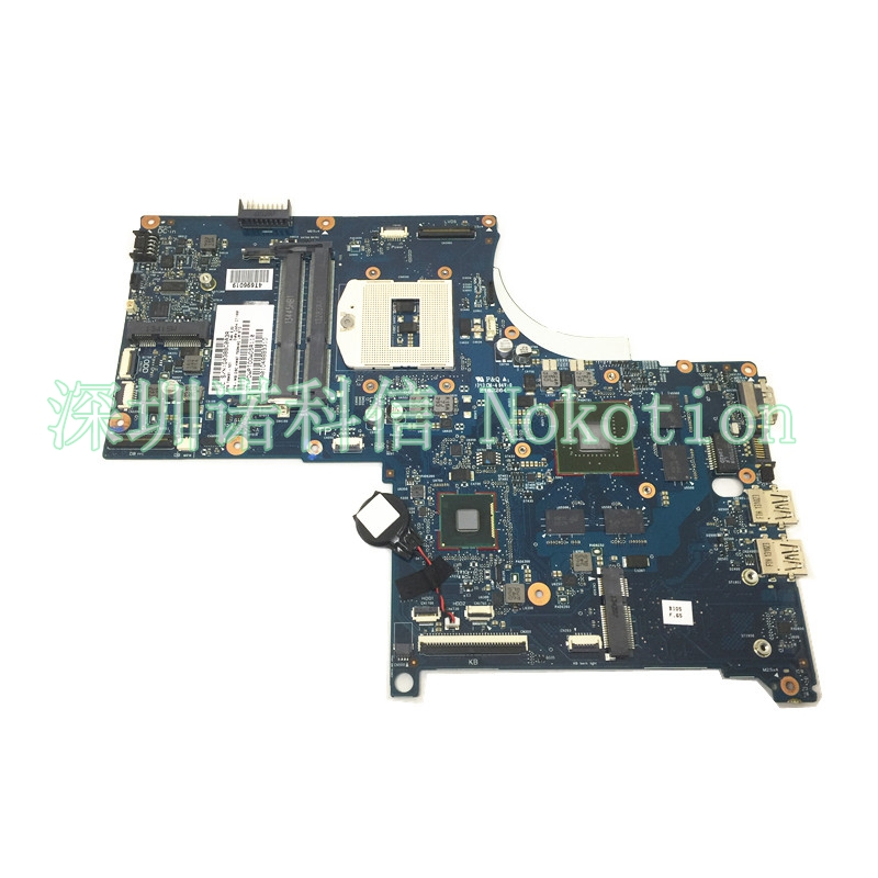 купить NOKOTION 736481-501 736481-001 for hp envy 17T 17-J laptop motheboard HM87 Main board по цене 5936.47 рублей