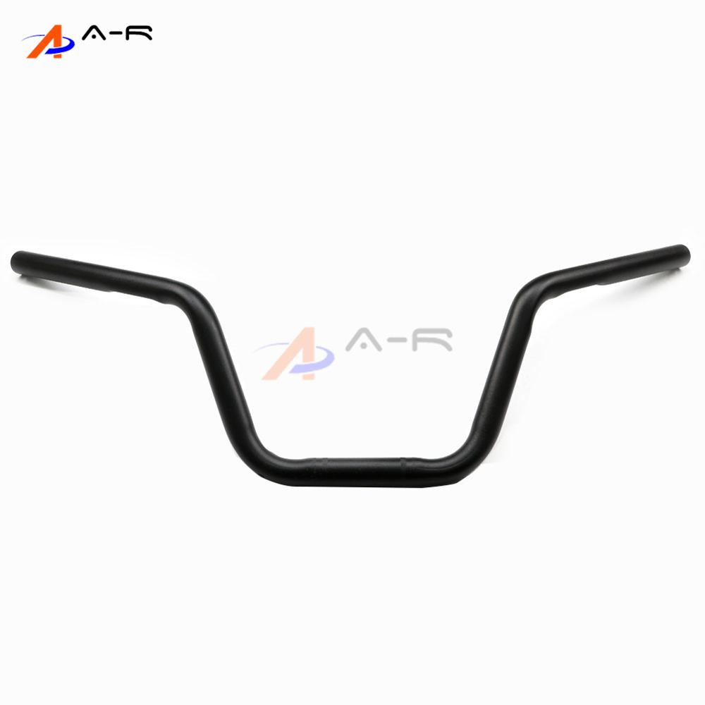 25MM 1 Drag Bar DragBar Steering Wheel Handlebars for Harley Touring Dyna Softail Sporster 883 1200