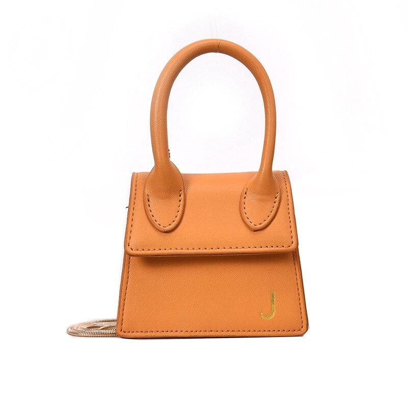 Brand Design 2019 New Women's Small Handbags Shoulder Female Messenger Bags PU Fashion Cross Body Bag Ladies Mini Cute Tote Bags