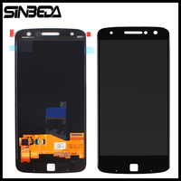 Sinbeda 100 Guarantee For Motorola Moto Z Droid Edition XT1650 01 XT1650 03 LCD Display Touch