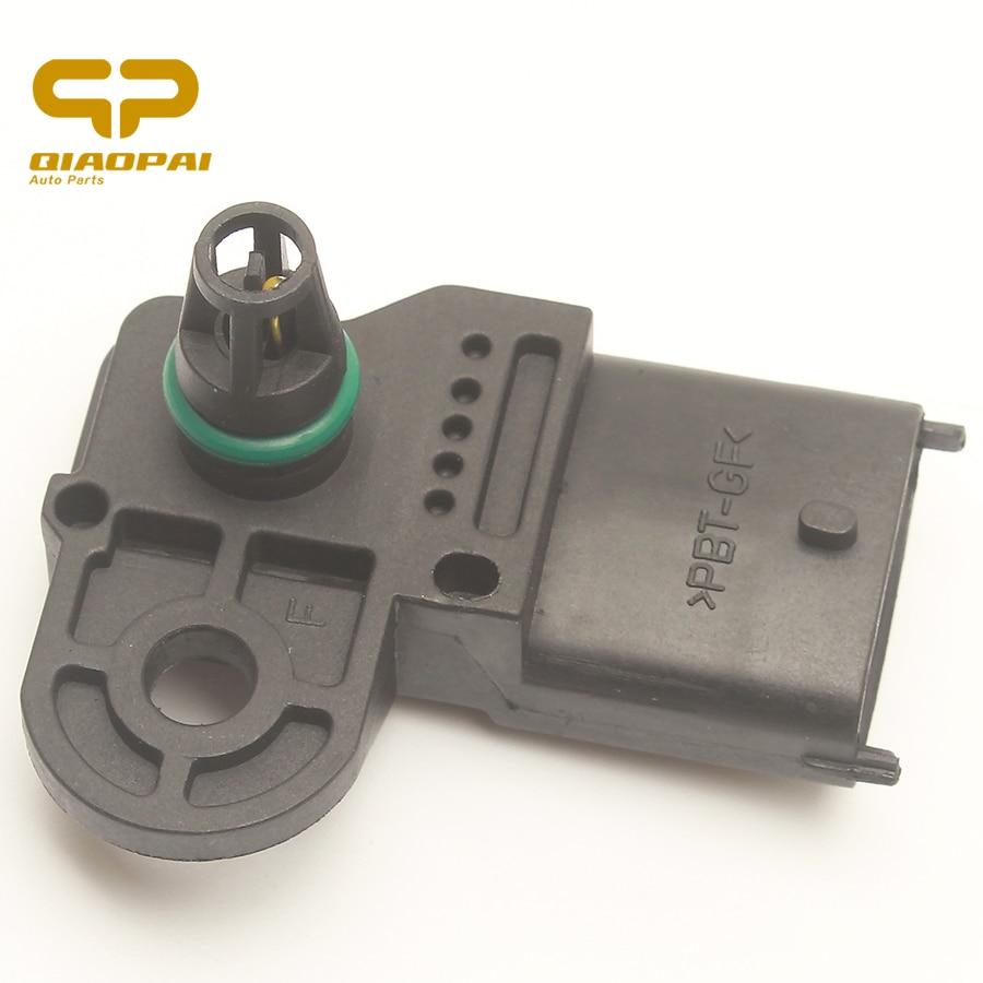 Map Sensor Persona: 5PCS Map Intake Air Pressure Sensor 261230030 46533518 For