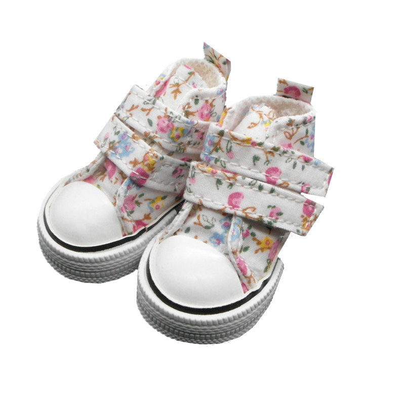 Tilda 6cm Mini Shoes For Paola Reina Doll,Fashion Mini Toy Gym Shoes for Tilda,1/3 Bjd Doll Footwear Shoes for Dolls Accessories canvas shoes for paola reina doll fashion mini toy gym shoes for tilda 1 3 bjd doll footwear sports shoes for dolls accessories